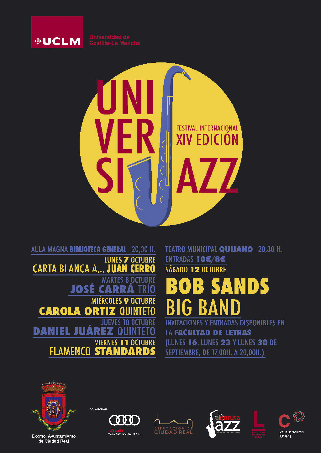 Cartel UniversiJAZZ