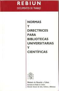 Normas y directrices