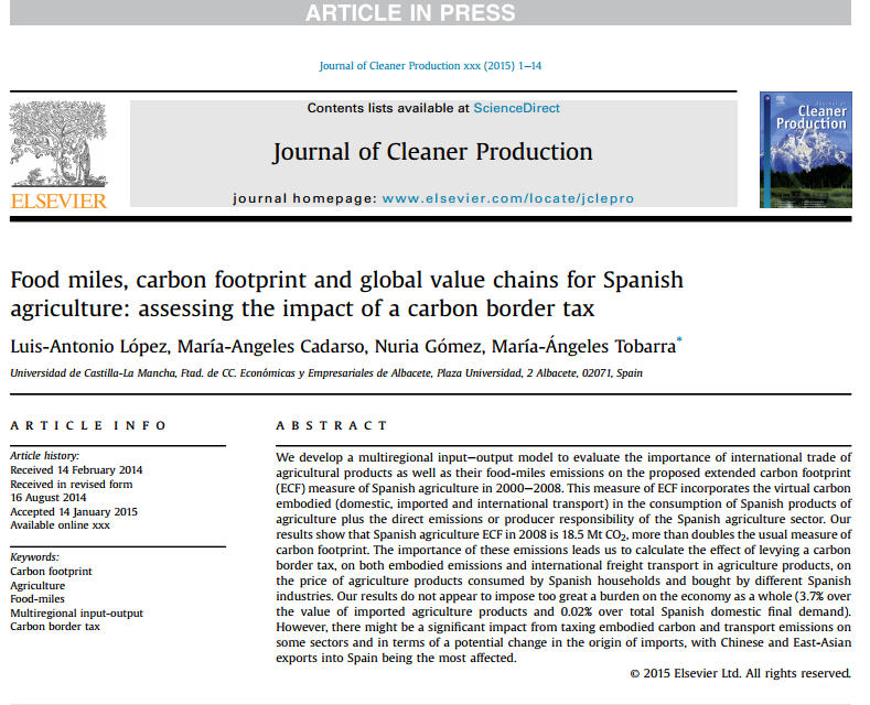 New publication in JCP