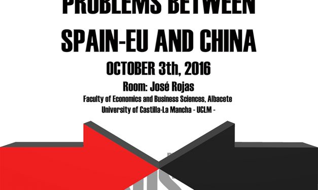 Workshop: Current economic problems between Spain-EU and China