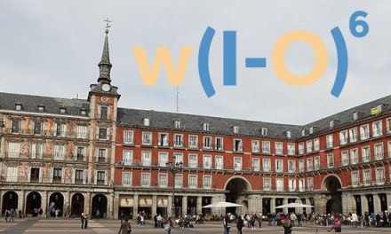 Call for papers «SHAIO 6th Permanent Workshop» Madrid, España