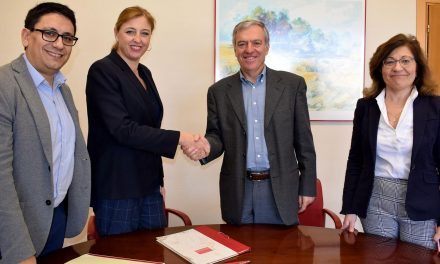 SIGNATURE OF THE UCLM-UNEF CONTRACT