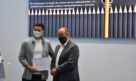 GEAR MEMBER WINS THE ALBACETE YOUNG RESEARCH AND SCIENTIFIC CULTURE PRIZE 2021