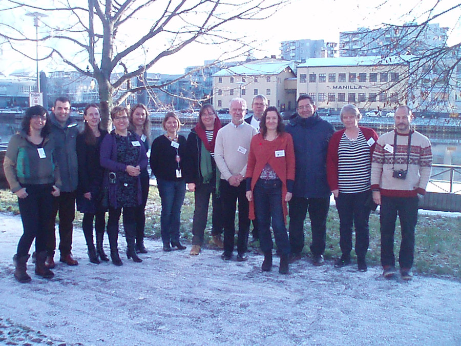 MOMU researchs and lectures group in Turku, Finland
