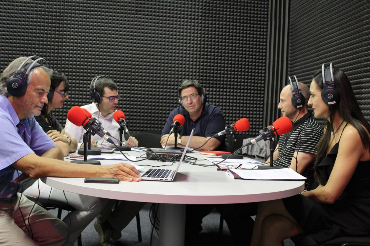 MOMU radio program «on air»