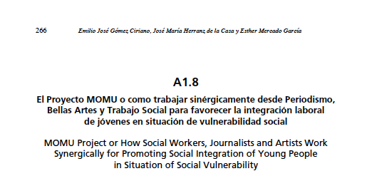 New paper about MOMU project