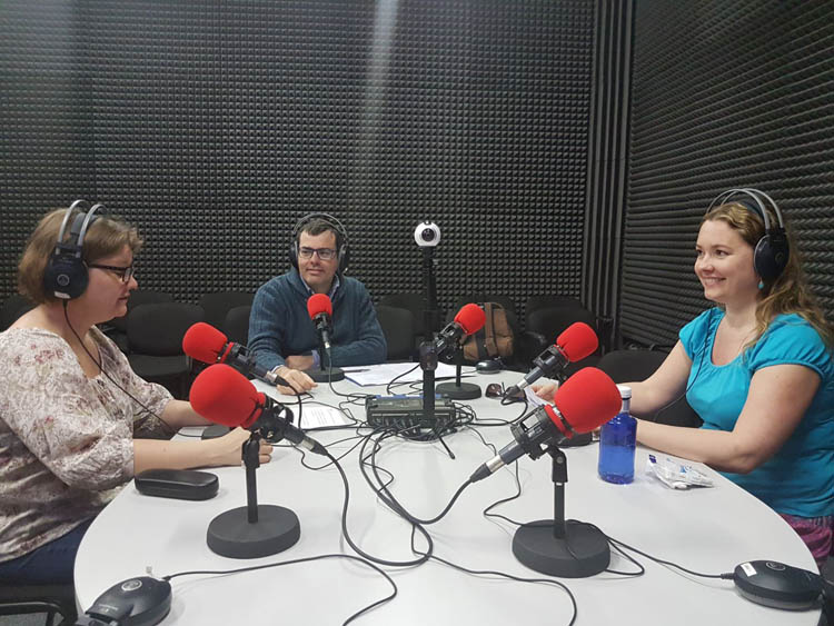 Marja: «In Finland, young people don´t have as high unemploment rate as here in Spain»